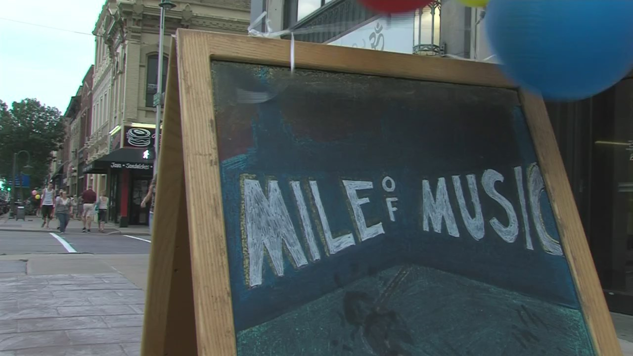 Volunteers Needed for Mile of Music