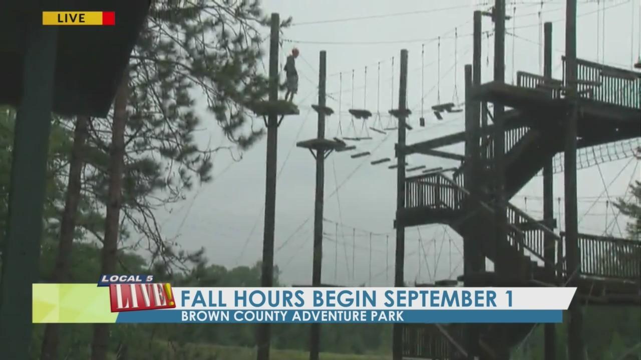 NEW Zoo Adventure Park Fall 2018