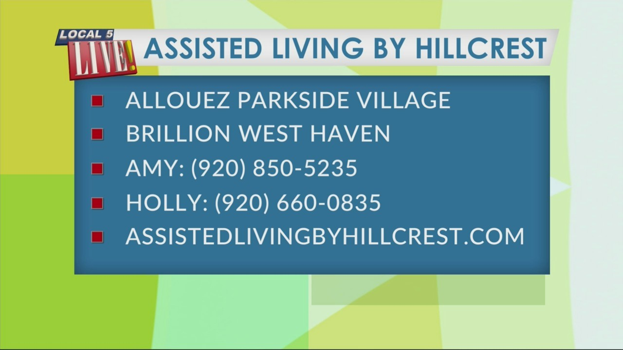 Your Local Expert Assisted Living by Hillcrest: In-House Hospice Care