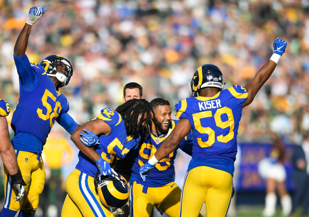 Packers Fall Short Against Rams