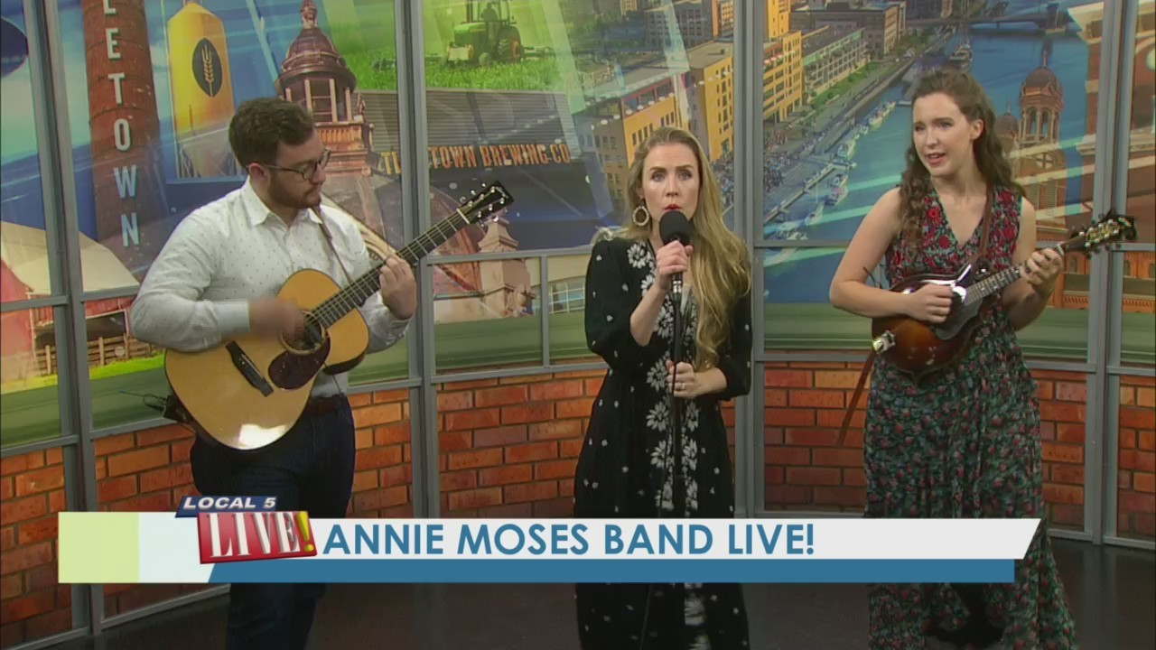Annie Moses Band Live Performance