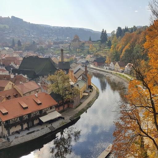 View from Český Krumlov Castle in Czech republic _1542228920007.jpg.jpg