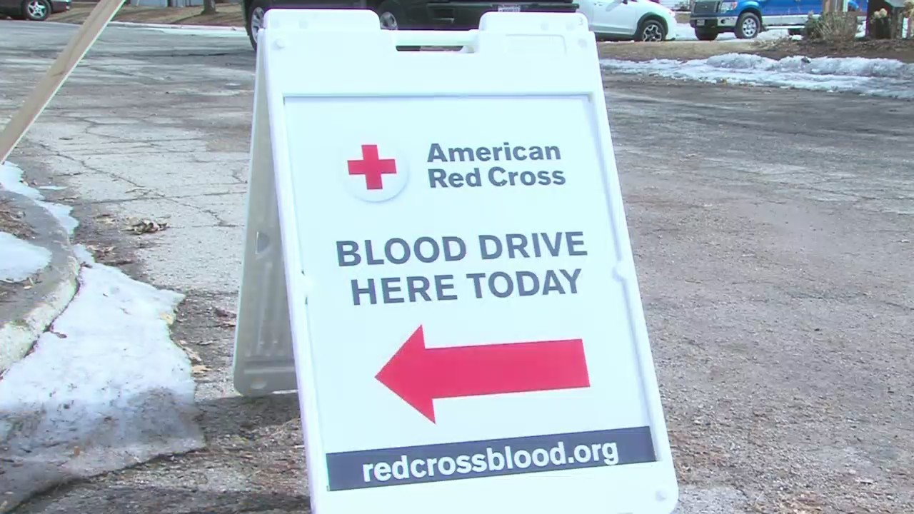 Badges Blood Drive