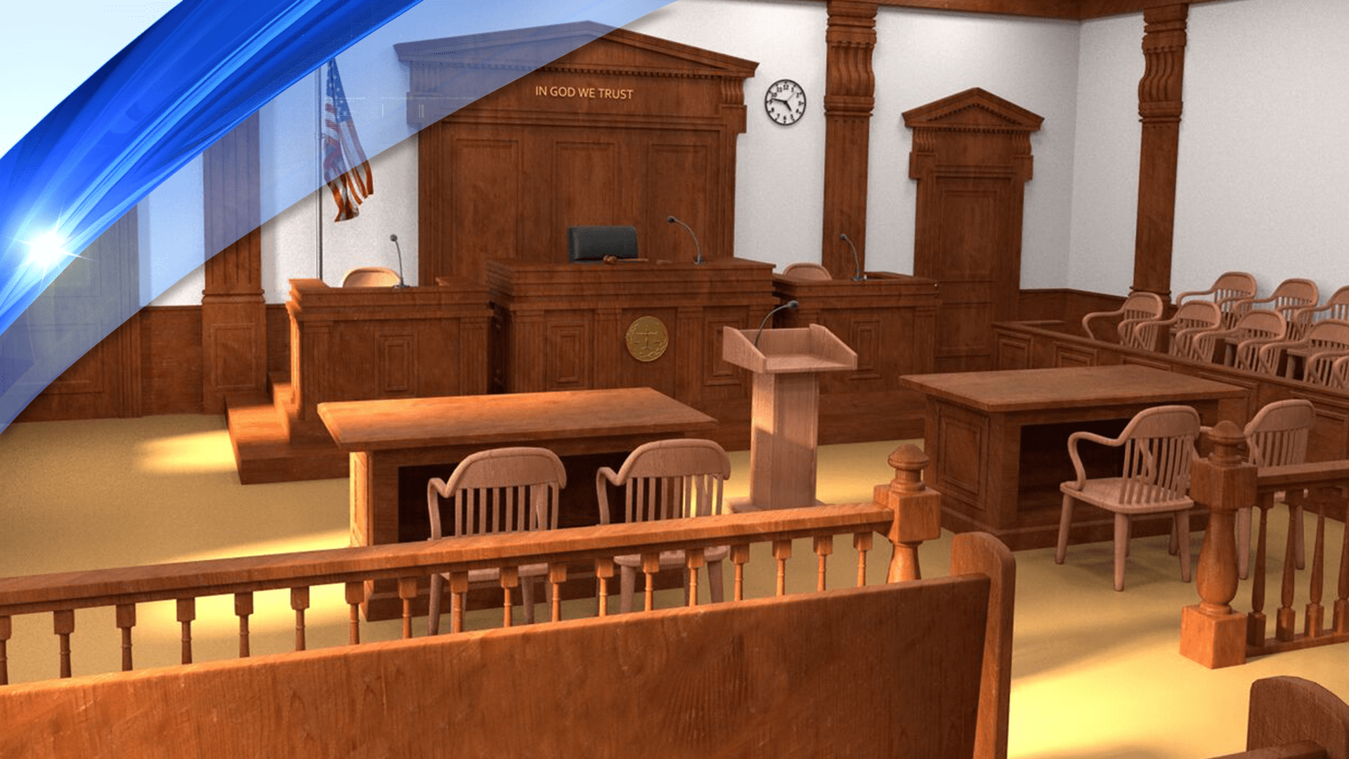 Courtroom WFRV