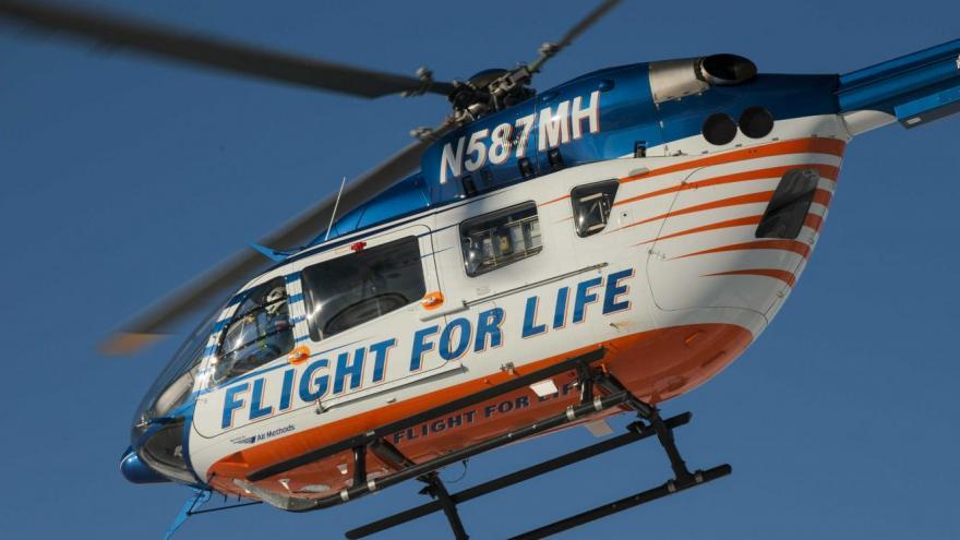flight for life