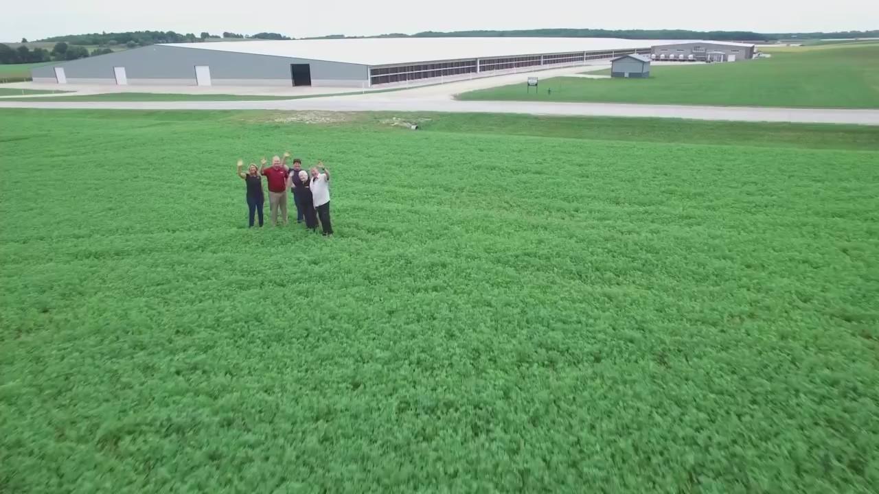 Farm Family: Kinnard Farms