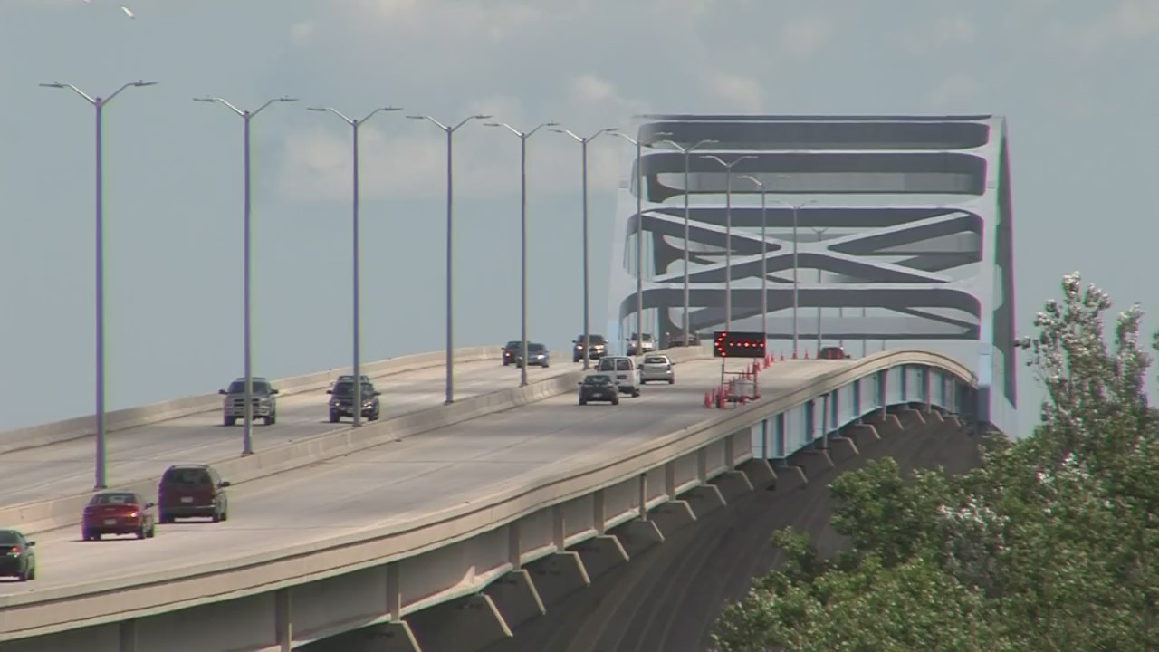 Leo Frigo Bridge Maintenance
