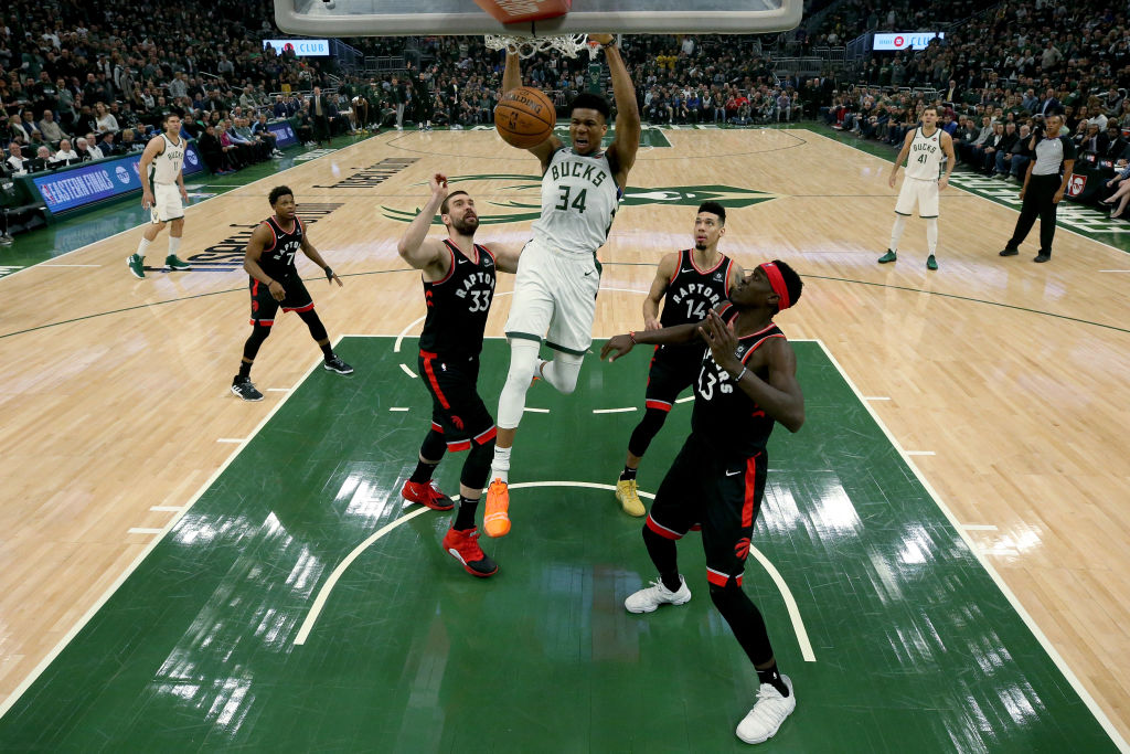 Bucks take 2-0 series lead over Toronto