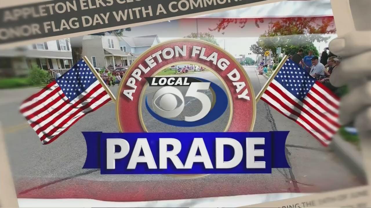 Appleton Flag Day Parade Part 1