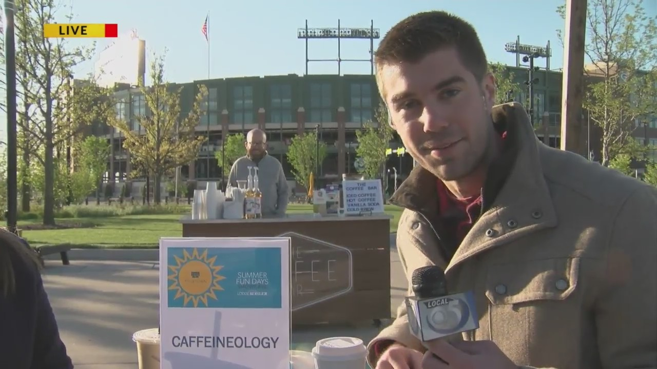 Caffeineology: Summer in Titletown
