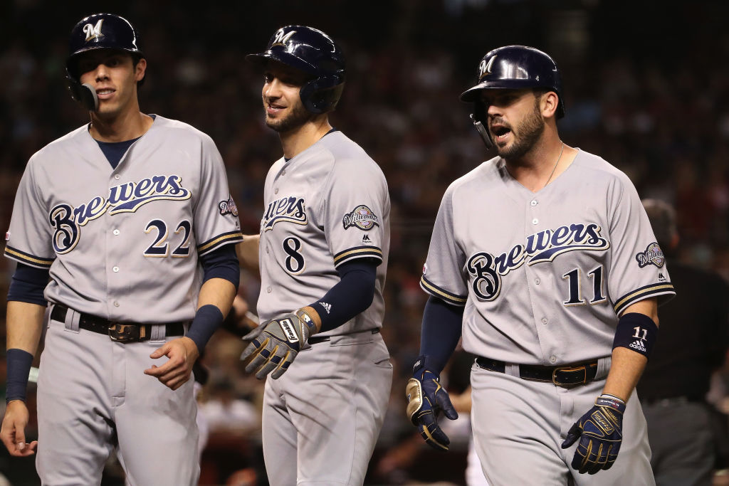 Brewers to open against Cubs, Cardinals in 2020