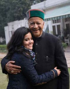 Himachal Pradesh CM, Chief Minister , Virbhadra Singh, News, Travel, Culture, Daughter