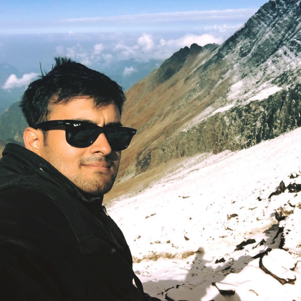 Anurag Chander Sharma IAS Baijnath Himachal