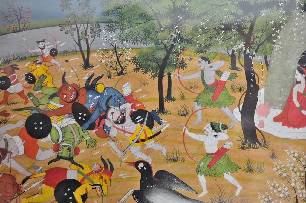 Chamba painting Himachal Pradesh