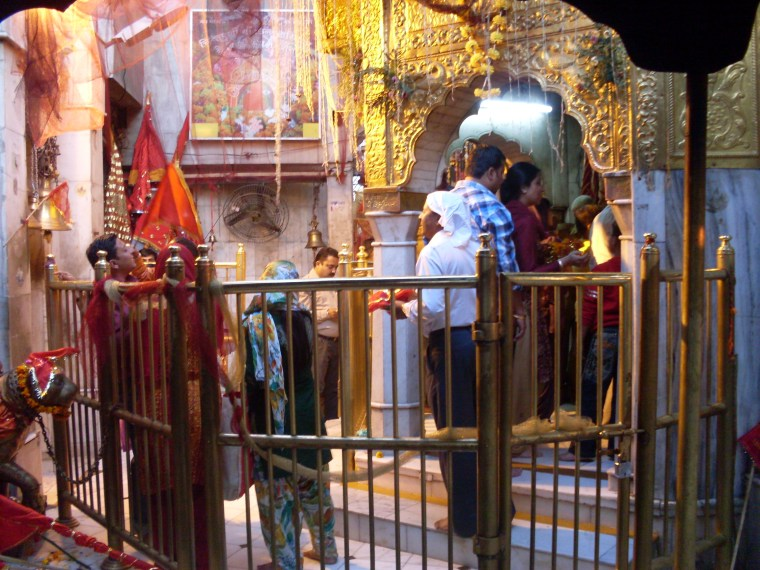 Chintpurni Mata Temple Una  Places to worship in Ina Himachal Pradesh