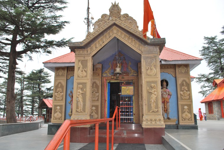 jakhoo-temple-Shimla-Himachal Pradesh Places to worship in Shimla