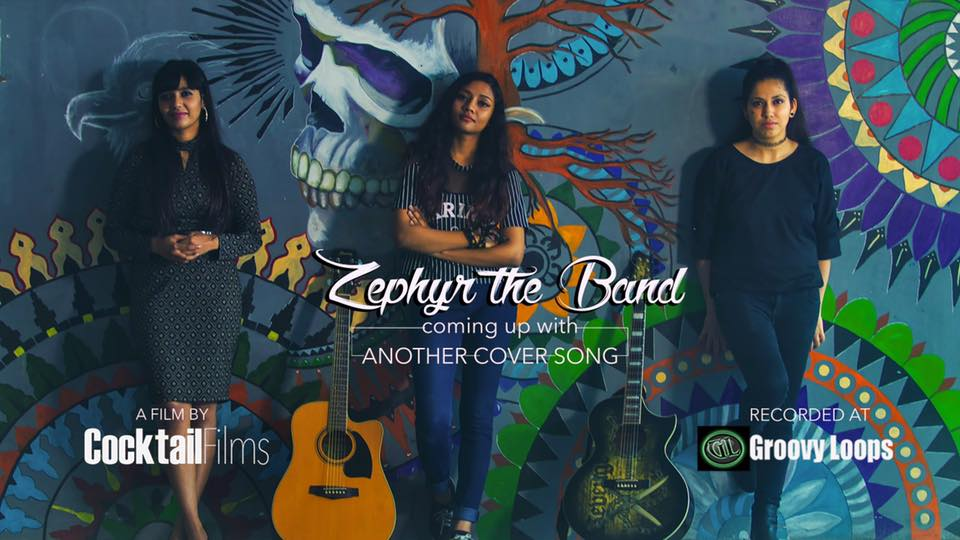 zephyr the band shimla : Shape of you cover