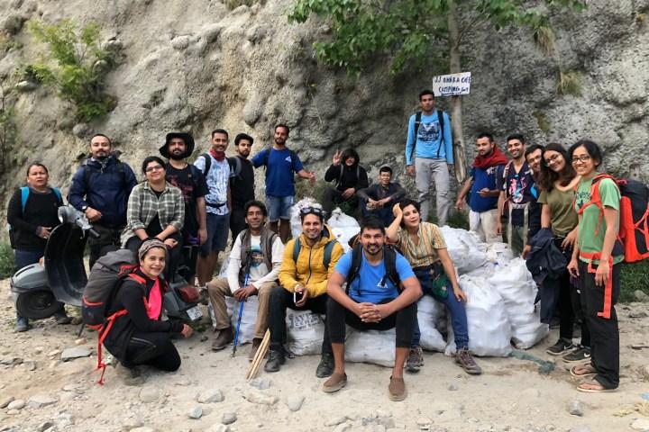 Healing Himalayas foundation-Himachal Pradesh- Himalayas-Trekking-Cleaning-Drive-Himachali-Clean-Himalayas