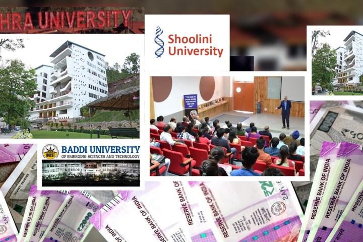 Private Universities in Himachal Pradesh News