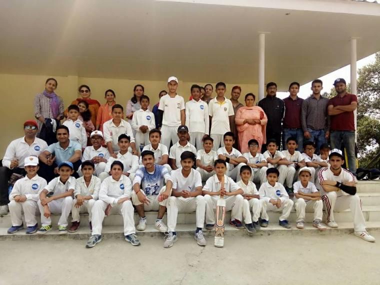 rising talent cricket academy shimla himachal pradesh