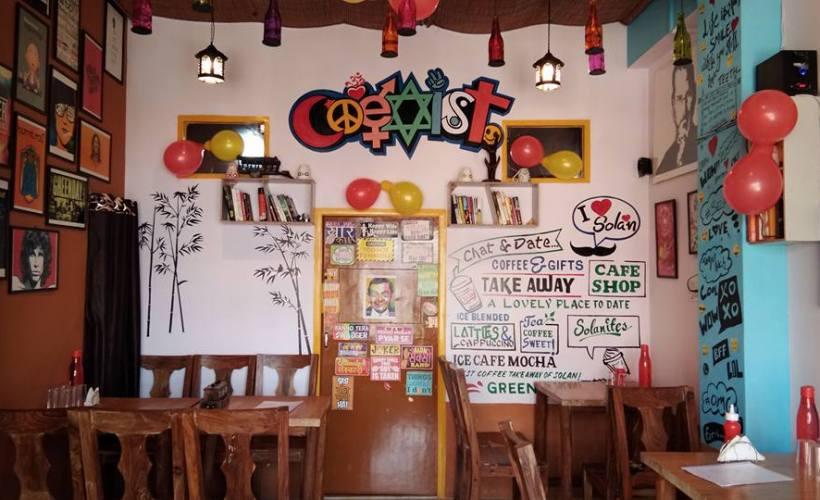 Cafe XOXO Solan : Things to do in Solan Himachal Pradesh