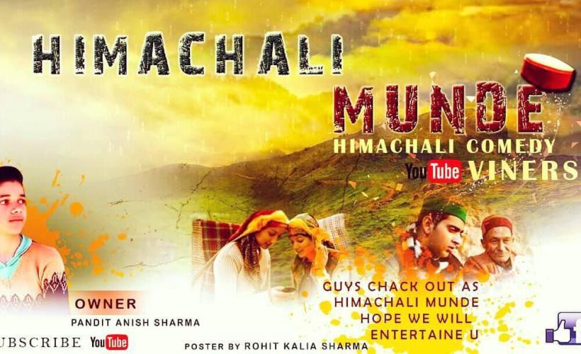 Himachali Munde Himachal Pradesh