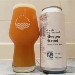 Can of Sleeper Street India Pale Ale