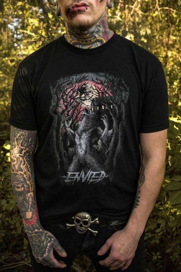 werewolf tshirt front
