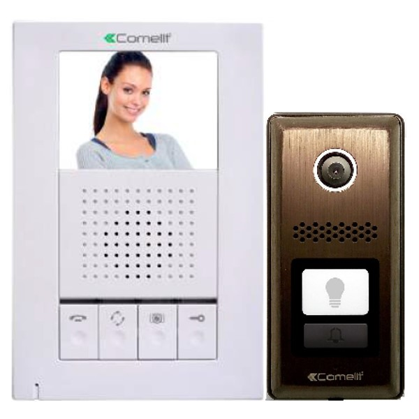 Comelit Video Intercom and Master