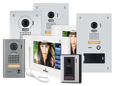Aiphone video intercom