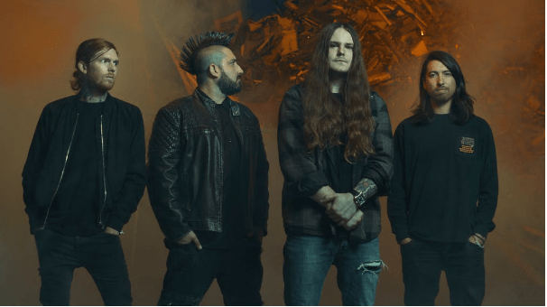 OF MICE & MEN lâche LA Bombe ! [CLIP]