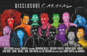 disclosure, jimmy napes, sam smith, lion babe, gregory porter, brendan oreilly, Lorde, Miguel, The Weeknd, Soundspace, News, PMR, Pop, House