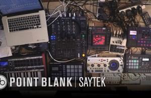 Saytek, Tech, Production, Live, Point Blank, Soundspace