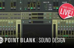 Point Blank, Tech, Soundspace, Reaktor, Native Instruments