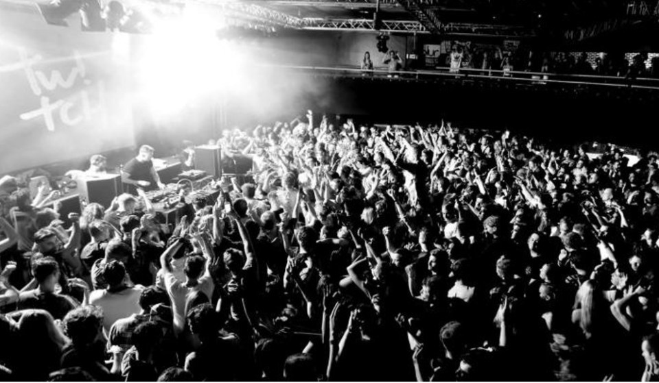 bicep, hammer, or:la, holly lester, the warehouse project, belfast, twitch, shine, soundspace