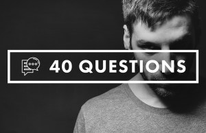 40 Questions: Andres Campo