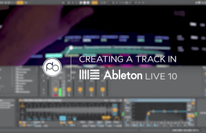 Making a Track in Ableton Live 10 : First Look with Point Blank Music School