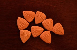 Alert issued to schools after several children take 'super-strong' ecstasy tablets