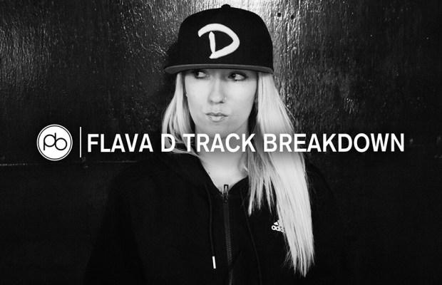 Watch Flava D (Butterz, Night Bass) Break Down Her Track 'Happy'