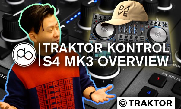 Watch Point Blank Explore the New Traktor Kontrol S4's Revolutionary Features