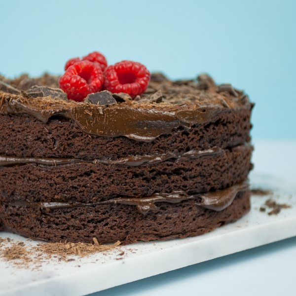 The Ultimate Chocolate Avocado Cake