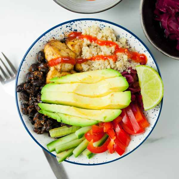 Protein Buddah Bowl