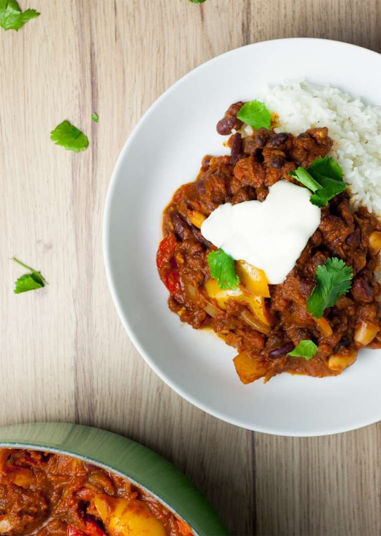 The Ultimate Vegan Chilli