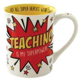 Teaching Is My Superpower - 15 Funny Teacher Mugs