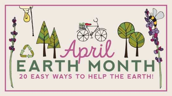 Download Our Free Earth Month Calendar