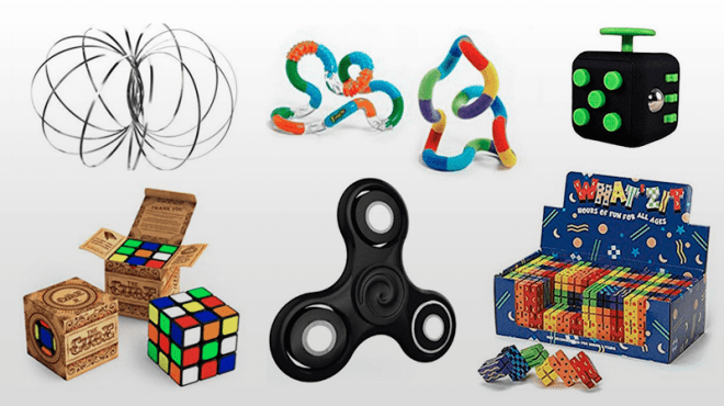 15 Fidget Toys for the Classroom