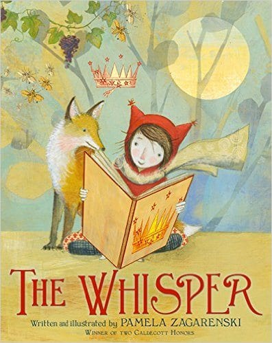 books about reading: the whisper