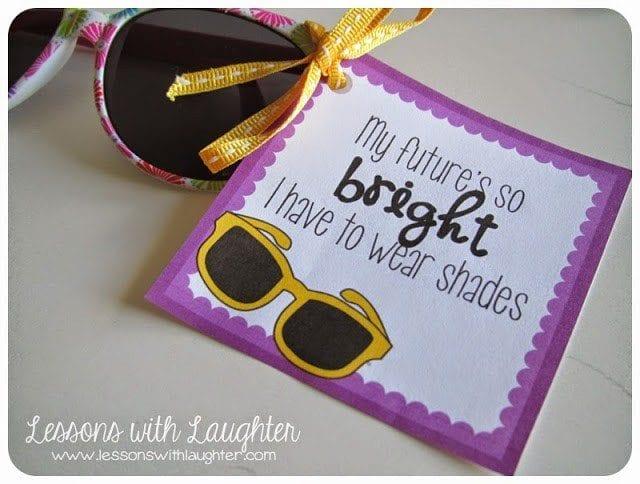 senior graduation gifts DIY