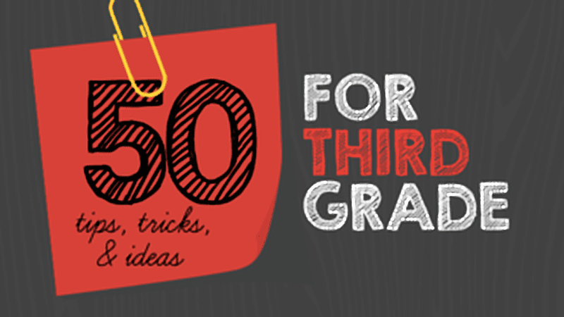 Classroom Theme Ideas For Third Grade ~ Tips tricks and ideas for teaching rd grade