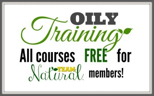 Oily Training Graphic